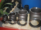 carbon steel pipe fitting, butt welding fittings, oil and gas pipe fittings