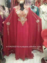 wholesale dubai abaya islamic clothing / DUBAI VERY FANCY KAFTANS abaya jalabiya Ladies Maxi Dress Wedding gown earring