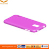 super slim tpu for samsung s5 smart cell phone cover