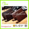 New Design Long Pattern Men Wallet Wrist Bag With Strip