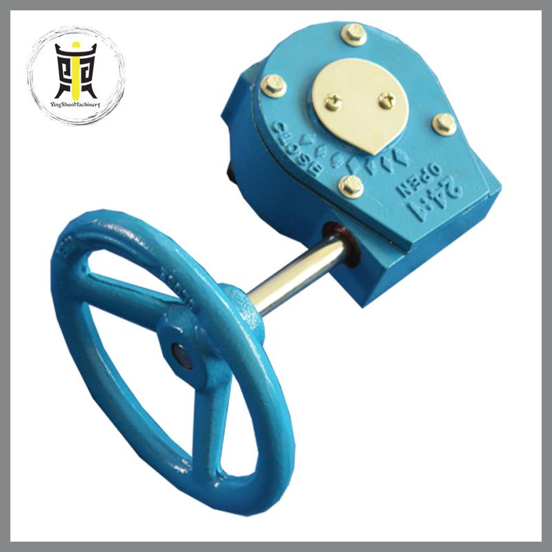 cast iron Butterfly Valve radiator valve