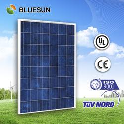 Bluesun top quality best price per watt 170w poly solar panels