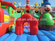 HL-101 Super Marry Children Inflatable Batman Bouncy Castle