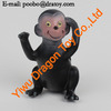 Plastic monkey figurines toys for boy