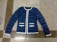 Little short nice style shining fashion ladys jackets.