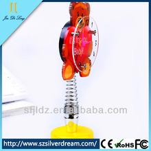Environmental protection handicraft discount table alarm quartz clock