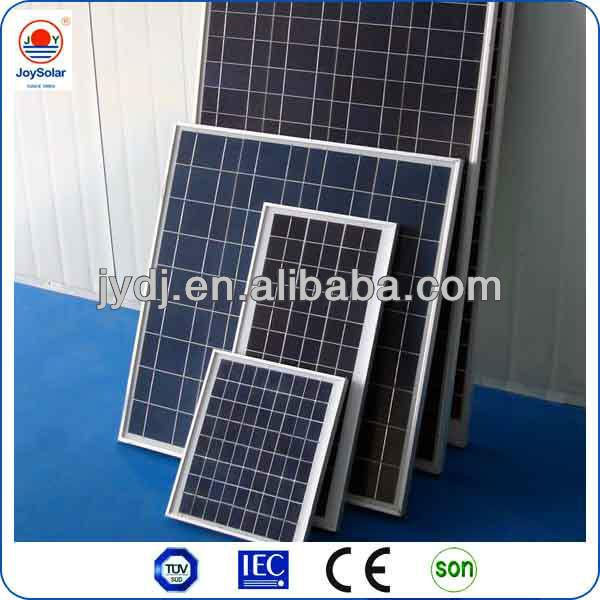 24v poly solar panel 250 watts made in china