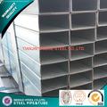 hollow seção agenda 40 quadrado e tubo retangular de aço peso