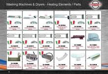 Washing Machines& Dryers Heating Elements/ Washing Machines& Dryers Parts
