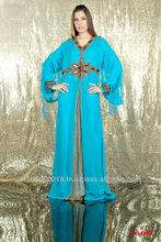 dubai online shopping evening dresses / DUBAI VERY FANCY KAFTANS abaya jalabiya Ladies Maxi Dress Wedding gown earring