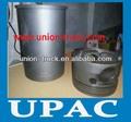 Peças de motor hino p11c camisas de cilindro kit 13211-2700 13211-2723 para escavadeira