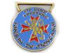 Custom car badge emblem front