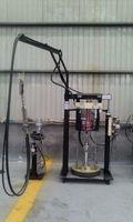 Sealant-spreading machine/silicone extruder/coating machine