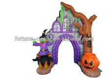 270cmH inflatable Halloween decoration Arch