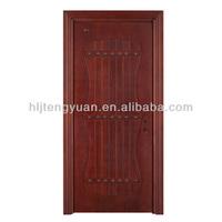 Wood MDF Main Door Designs Home SFGM-10
