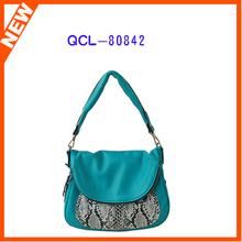 Korean hobo handbag elegant pu handbag