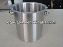 new design stainless steel ice bucket