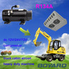 car airconditioning dc inverter air conditioner 12v air con compressor for truck bus sleeper