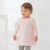 DB618 dave bella 2014 spring cotton princess toddler dress baby clothes infant dress baby girl princess dress children clothes