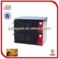 Cocina eléctrica equipmen la quema de madera horno de pizza eb-2