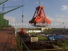 High quality crane excavator grab bucket