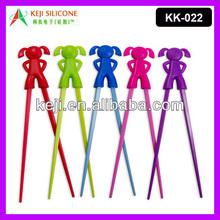 Newest Stylish Silicone Animal Chopsticks for Kids