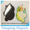 Small Size:13*8.5cm 100% Factory Price Kids Magnetic Memo Boards with Marks /Magnetic Drawing Board