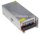 High power 400W high power factor LED driver,LED switch power supply