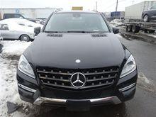 2014 Mercedes Benz ML350