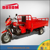 China Car Manufacturer 200CC Engine Closed Cargo Box Tricycle