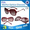 2014 Made In China Wholesale Fashion Sunglasses Gafas De Sol UV400 Polar One Sunglasses