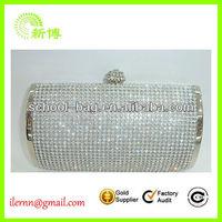 New !!! Fashion lady's hot sale shiny jewelry wrist bag