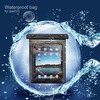 NEW SPRING high quality pvc waterproof bag for ipad,suitable for ipad/ new pad/ipad air/kindle