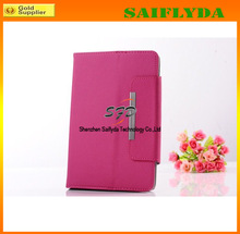 """high quality universal 10 inch 10"""" leather tablet case"""