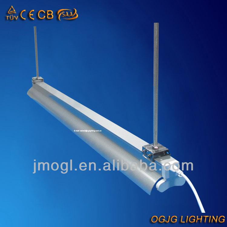 Doble t8 colgando led tubo fluorescente tubo de l mparas - Fluorescente led precio ...