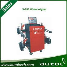 Launch X-631 Wheel Aligner,wheel alignment system,car straightener machine