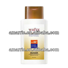 Hot selling,Top quality& Oil control spf 50 sunblock for whitening
