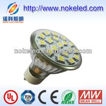 led gu10 SMD5050 3W led light mini spot