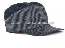 Hot Sell 100% Cotton linen Baseball Cap