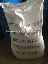 delustering agent titanium dioxid