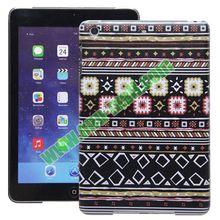 2014 Newest High Qulity Tribal Style Hard Plastic Case for iPad Mini 3
