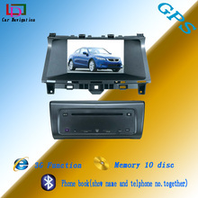 Special Car dvd radio 2din gps for car