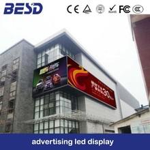 basketball perimeter led displays rental use p10 led panel display