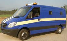 Cash In Transit Van B4