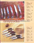 Pocket/hunting knives assorted