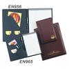 """EN965 8"""" x 5"""" Sealed & Sewn Castillian Vinyl Padholder, JR."""