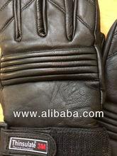 ****Best Price**** Genuine Leather MotorBike Gloves (Bike)