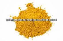 finger natural Turmeric Powder Indian
