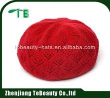 moda boina vermelha