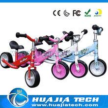 Latest item cool kid balance bike baby walker balance motorized tricycle